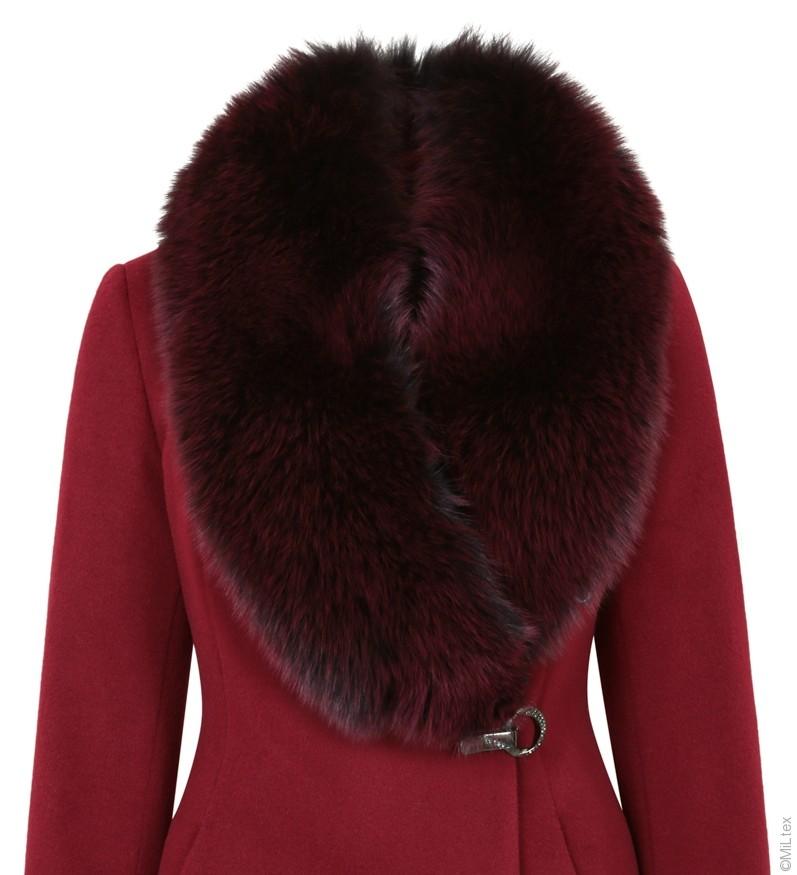 Зимнее пальто с меховым воротником нижний новгород